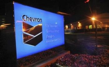 Chevron a inceput lucrarile de exploatare la Pungesti