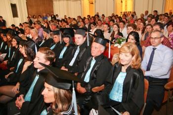 Absolventii de la Relatii intrenationale si studii europene