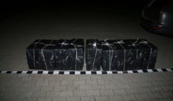 Politistii de frontiera au confiscat peste 6000 de pachete de tigari de contrabanda