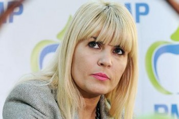 Elena Udrea ar vrea o alianţă anti- Ponta