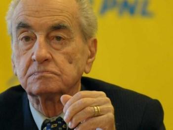 Mircea Ionescu Quintus, preşedintele de onoare al PNL