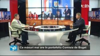 deputatul PSD de Satu Mare, Octatian Petric, , la emisiunea Mersul economiei de la ITV