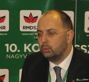 Kelemen Hunor: Problema e mai serioasă decât pare