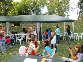 Asociaţia Stea promovează voluntariatul în rândul copiilor