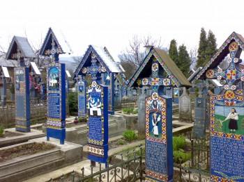 Cimitirul Vesel de la Săpânţa