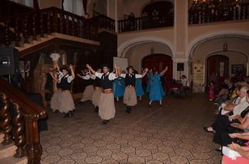 Dansuri argentiniene la Carei