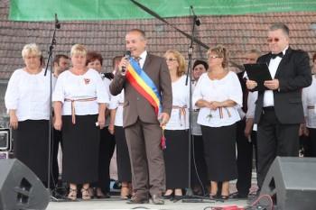 Primarul Silviu Zetea