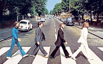 Beatles pe Abbey Road, 1969