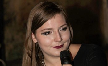 Poeta Amalia Cernat