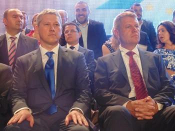 Şi Klaus Iohannis şi Cătălin Predoiu cred că au şanse