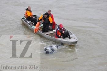 simulare de inundatii pe raul Tur