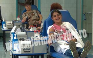 Centrul de Transfuzie Sanguină subliniază în continuare cererea mare din parte spitalelor