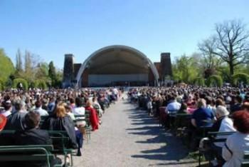 Teatrul din Parcul Rozelor
