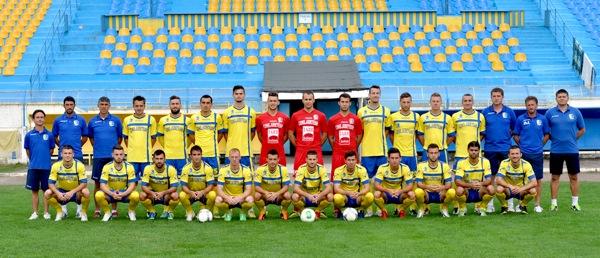 FC Olimpia Satu Mare 2014-2015