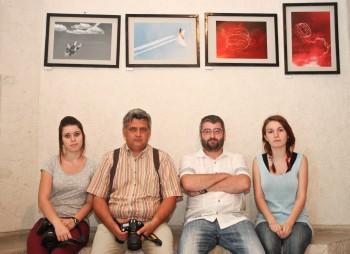 Fotografii careieni cu instantaneele lor