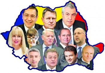 Paisprezece candidaţi pentru funcţia de preşedinte al României