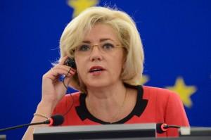 Corina Creţu, comisarul european pentru politică regională
