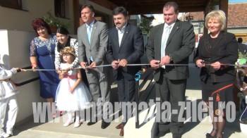 Inaugurare Centru copii handicap
