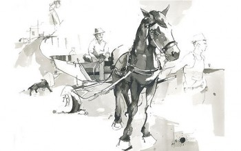 Desen de George Butler