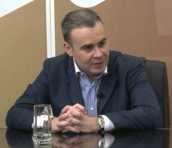 Darius Vâlcov, ministrul Finanţelor