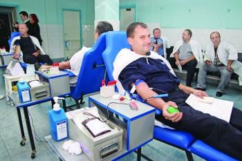 Centrul de Transfuzie este deficitar la sânge O pozitiv, A2 pozitiv, AB4