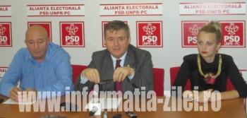 Dorel Coica, Mircea Govor si Manuela Rogoz