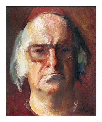 Corneliu Baba - Autoportret