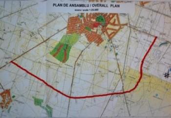 planul Centurii de ocolire a municipiului Satu Mare