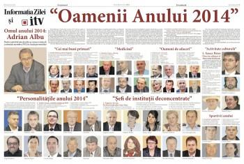 Oamenii anului 2014