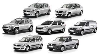 Vanzarile de autoturisme Dacia au crescut cu 26.4% in Europa