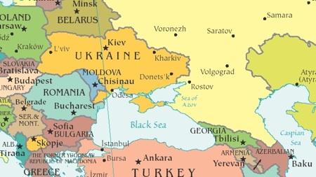 Harta Ucrainei Informaţia Zilei