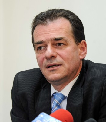 Ludovic Orban, liderul deputaţilor liberali