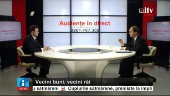 Audinețe în direct la Informația TV