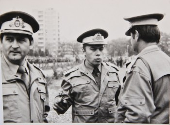 Foto din arhiva Col. Fernea