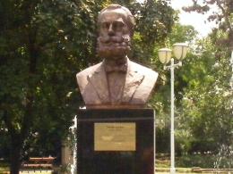 Statuia lui Torok Janos din Parcul Central