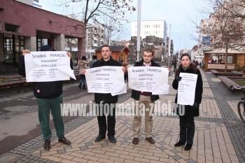 Proteste Centru Nou