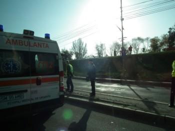 O femeie de 76 de ani a fost accidentata pe bulevardul Transilvania