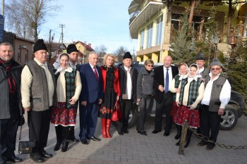 Delegatie din Satu Mare