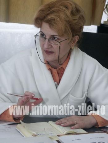 Managerul Ambulanţei, Gabriela Opriş