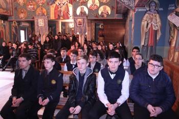 "A început seria întâlnirilor duhovniceşti la Liceul Ortodox ""Nicolae Steinhardt"""