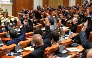 votul pentru modificarea modalitatii de alegere a presedintilor CJ