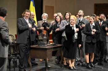 Scena finală (secţia română)