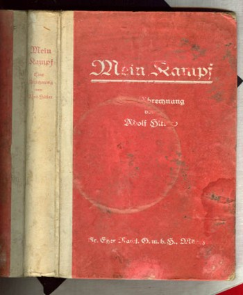 Volum din primul tiraj, 1925