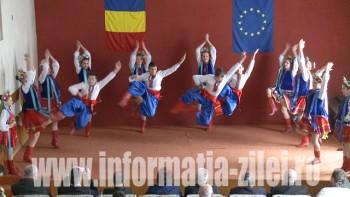 Dansatori din Bălcăuţi - Suceava