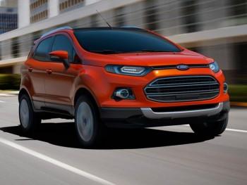 Ford ar putea produce la Craiova SUV-ul EcoSport