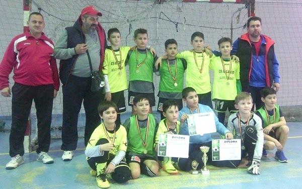 Echipa Il Calcio Satu Mare