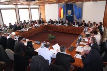 sedinta Consiliului Judetean Satu Mare de joi, 19 martie