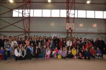 Întâlnirea Eparhială a Tineretului Greco-Catolic a reunit peste 1100 de copii şi tineri