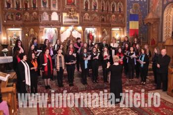 """Concert pascal susţinut de corul Adagio la Catedrala """"Adormirea Maicii Domnului"""""""