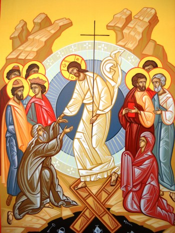 Hristos Cel înviat – Împăratul păcii